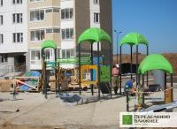 Детские площадки в Переделкино Ближнее