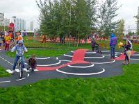 Детский парк Буратино