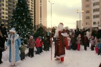 Новогоднее настроение в Переделкино Ближнее