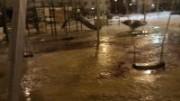 Как чистятся дворы в Переделкино Ближнее