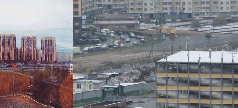 Строительство паркинга в Переделкино Ближнее