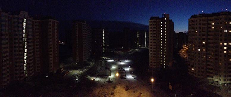 ночное пб