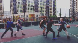 Баскетбол в ПБ