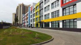 Школа в Переделкино Ближнее