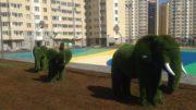 Слоники в Переделкино Ближнее