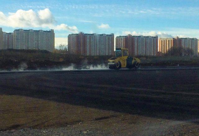 строительство платных парковок Переделкино Ближнее