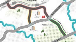 Работы по реконструкции Внуковского шоссе завершатся в 2020 году