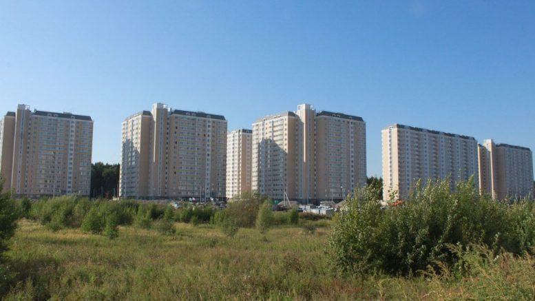 Заключение о соответствии выдано 8 кварталу микрорайона Переделкино Ближнее