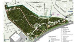 План парка Рассказовка